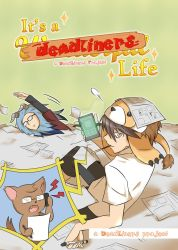 It's a DeadLiners Life by circle-deadliners
