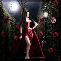 Red Queen by MzDemented