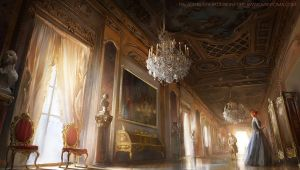 The Palace Room by nachoyague