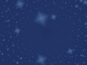 Just Blue Stars by pheydal