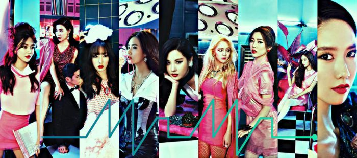 [EDIT] SNSD - Mr. Mr. COMEBACK! by imawesomeee03