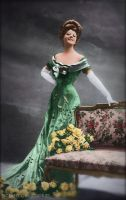 That Glamourous Gibson Girl by RMS-OLYMPIC