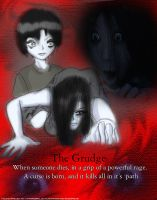 The grudge by kitphiroth