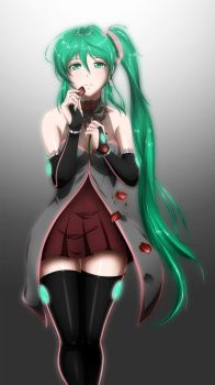 Love is a Wicked Game Miku - Full version by GrimbySlayer