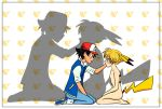 Let me be with you - Pokemon Fanart by RaurenRed