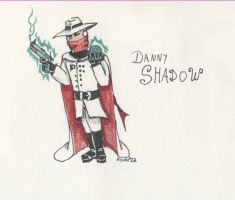 Danny Shadow by OblivionChained