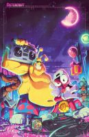 Toejam and Earl Cover Final by RobDuenas