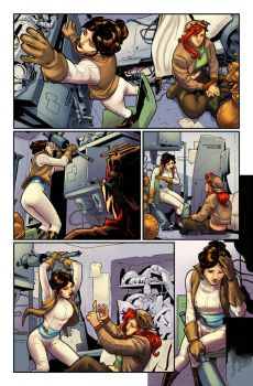 Comics Coloring - Star Wars Annual 2 by M-Katar