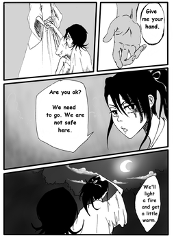 WHITE NIGHT AND SCARLET TRUTH Ch1 - Pg19 by nikea777