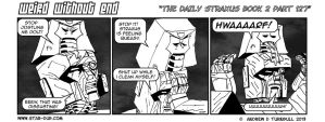 The Daily Straxus Book 2 Part 127 by AndyTurnbull