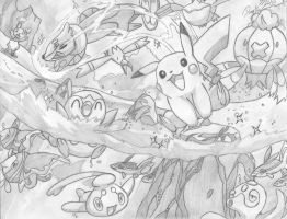 Pokemon - Summer Splash