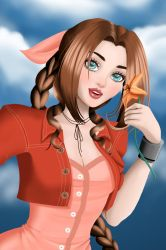 Aerith by Indy-Lytle