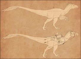 Raptor Tack - First Concept by Coldevey