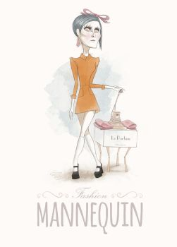 Mannequin by synth101