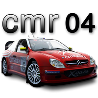 Colin McRae Rally 04 Custom Icon by thedoctor45