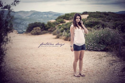 Provence // Summer 2014 // myself by AngelxBaby