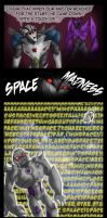 TFP: Space Madness by aliceapproved