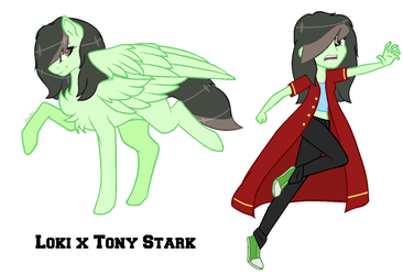 Avengers Mystery Adopts (2nd Set) by MusicalNotes334