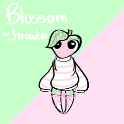 Strawberry Baby by candiipineappl