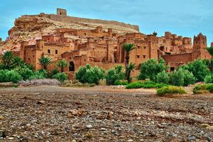 Ait   Benhaddou by CitizenFresh