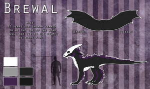 Reference Sheet : Brewal V.3 by Lycandra