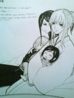 the KUGA family by wetochan