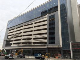Cablevision Garage and Offices Newark by towerpower123