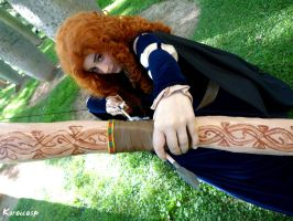 Merida - BRAVE by ExionYukoCosplay
