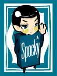 Spocky by aruri