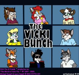The Vicki Bunch by wolfjedisamuel