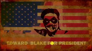 TheComedian4President_wallpape by MekareMadness