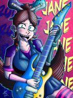 Rockin' Jane by JFMstudios