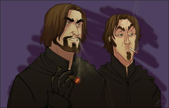 lestrange bros again by makani