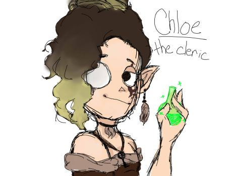 Chloe DND by lunababy2305