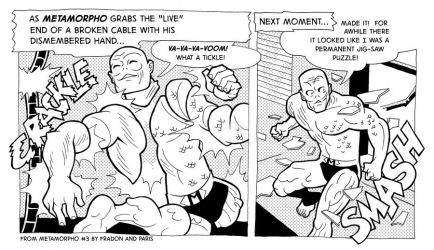 A couple of Metamorpho panels by JoelRCarroll