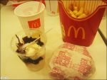 Food Photography : Mcdo Meal by PaulaKun