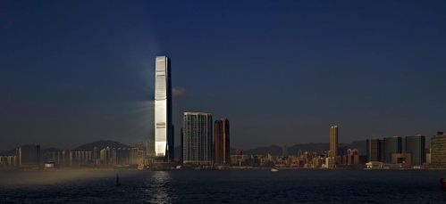 ICC Building Kowloon, Hong Kong by smokinjay