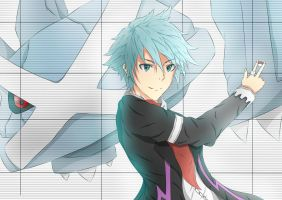 Pokemon - Champion Steven Stone