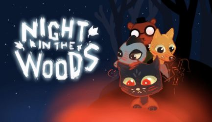 Night in the woods Thumbnail by StressedLex
