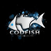 Codfish family Logotipo by TheDpStudio