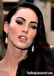 Megan Fox by YanShady