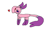 Cute Espeon by InkedEspeon