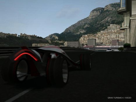 sunday drive in monaco by h1gh3r-r3s