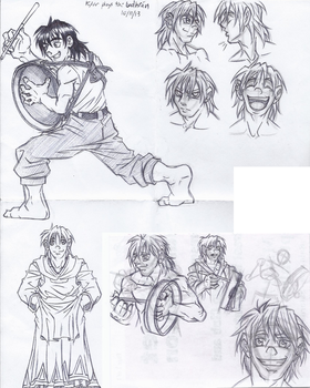 Brother Kyler Concept by Ra-HiME