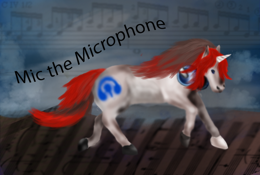 Mic the Microphone by MusicOverload