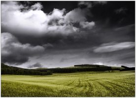 Scotland morrning by Trifoto