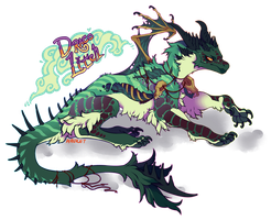 .:DracoLitch Keb Acution:. closed by Hauket