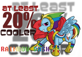 20 percent cooler by FauxBoy