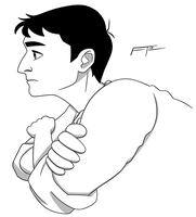 Tadashi is Here by FrankRT