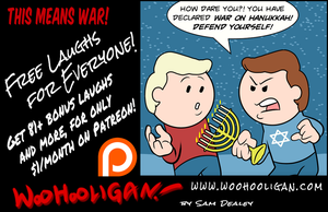 This Means War! by woohooligan
